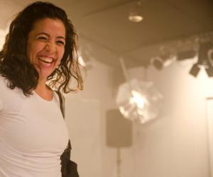 Maria Agrelli (foto Renata Pires)
